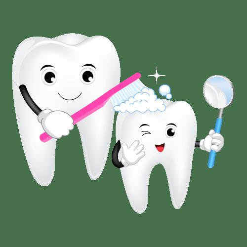 Dagelijks tanden poetsen kinderen   Gebitszorg